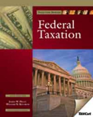 2010 Federal Taxation with H&R Block TaxCut