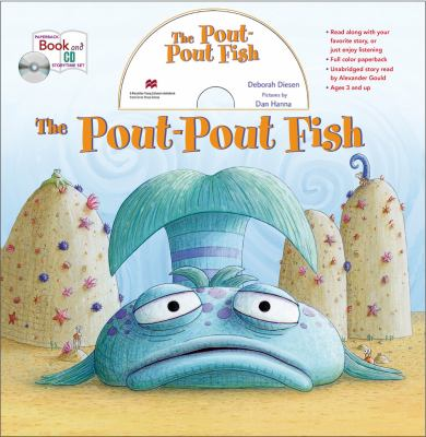 Pout-Pout Fish Book and CD Storytime Set