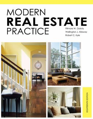 Modern Real Estate Practice