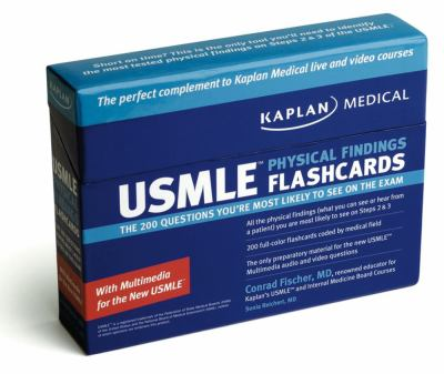 USMLE Physical Findings Flashcards