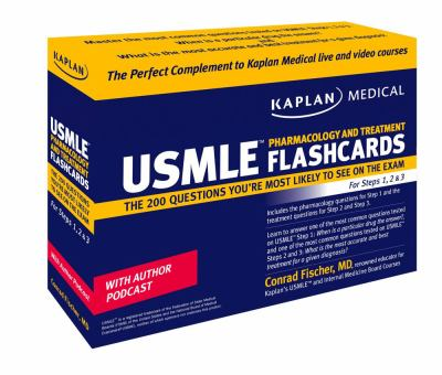 USMLE Pharmacology and Treatment Flashcards