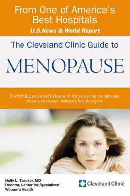 Cleveland Clinic Guide to Menopause