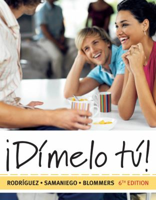 Dimelo tu! (with Audio CD-ROM)