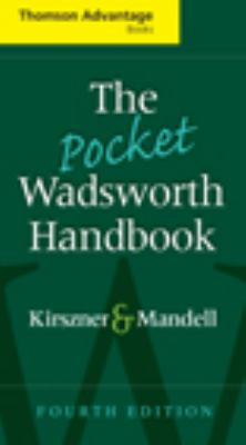 Thomson Advanced Books-Pocket Wadsworth Handbook