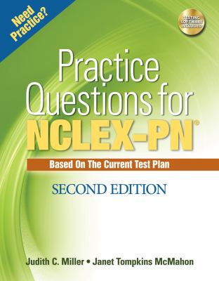 Practice Questions for NCLEX-PN (Delmar's Practice Questions for Nclex-Pn)
