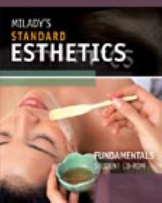 Milady's Standard Fundamentals for Estheticians Student CD