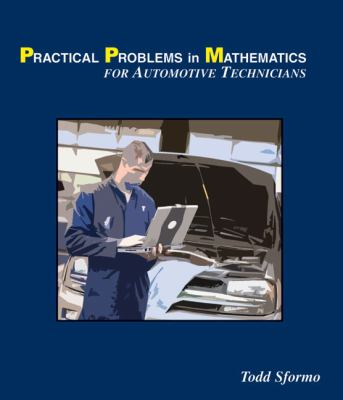 Practical Problems in Mathematics for Automotive Technicians, Seventh Editi
