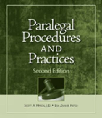 Paralegal Procedures and Practices
