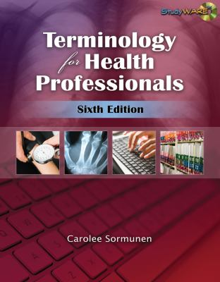 Terminology for Health Professionals (Terminology for Allied Health Professional)