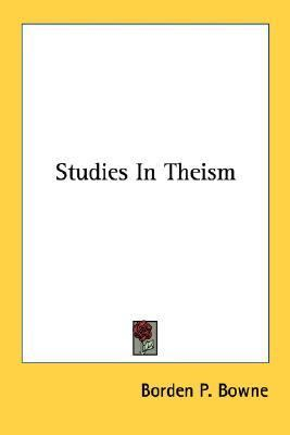 Studies in Theism