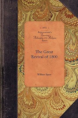 The Great Revival of 1800
