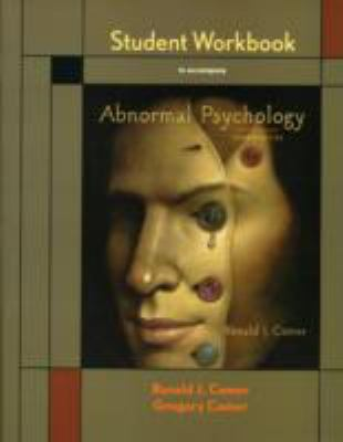 Student Workbook for Abnormal Psychology