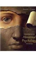 Fundamentals of Abnormal Psychology and Studyguide