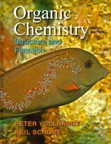 [ { ORGANIC CHEMISTRY: STRUCTURE AND FUNCTION [WITH STUDY GUIDE] [ ORGANIC CHEMISTRY: STRUCTURE AND FUNCTION [WITH STUDY GUIDE] ] BY VOLLHARDT, PETER ( AUTHOR )MAR-10-2010 HARDCOVER } ] by Vollhardt, Peter (AUTHOR) Mar-10-2010 [ Hardcover ]