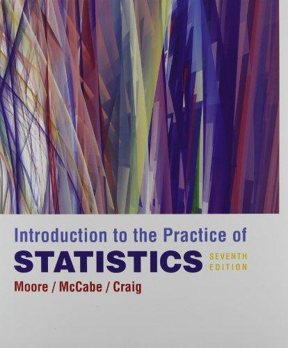 Introduction to the Practice of Statistics (Paper)