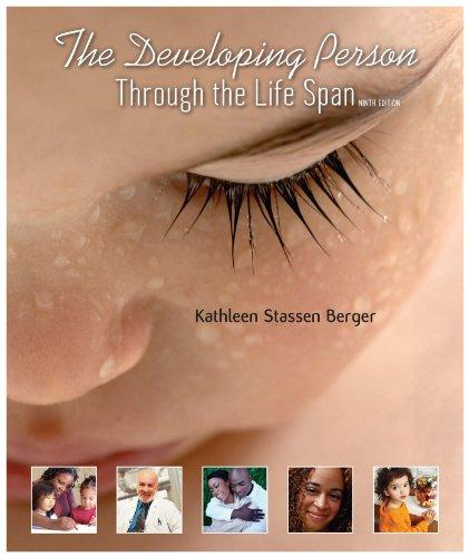Developing Person Through the Lifespan
