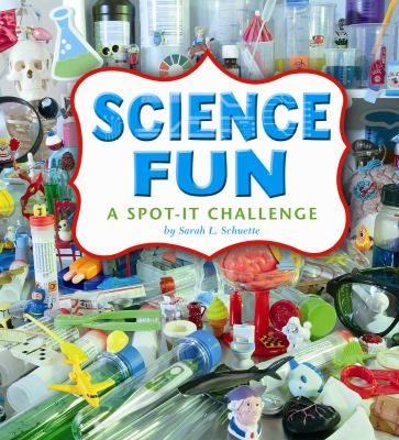Science-Fun : A Spot-It Challenge