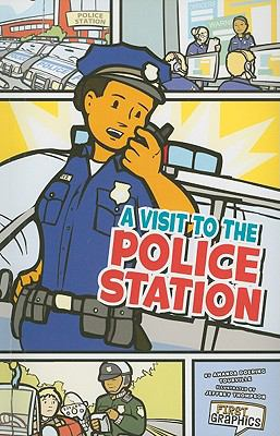 A Visit to the Police Station (First Graphics)