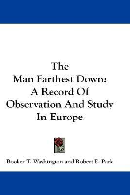 Man Farthest Down: A Record of Observation and Study in Europe