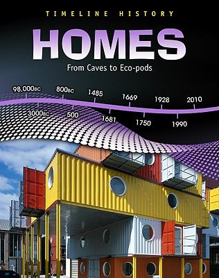 Homes : From Caves to Eco-Pods