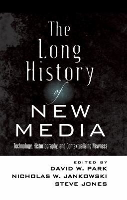 The Long History of New Media (Digital Formations)