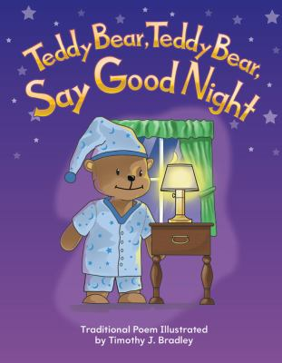 Teddy Bear, Teddy Bear, Say Goodnight Lap Book: All About Me (Literacy, Language and Learning)
