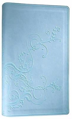 Esv Thinline Bible Trutone Skyblue Ive Design