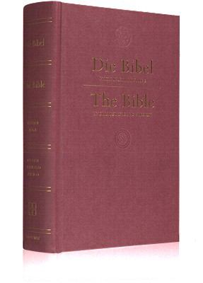 German-English Parallel Bible-PR-ESV/Luther