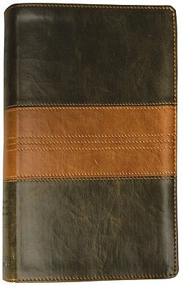 ESV Classic Reference Bible (TruTone, Forest/Tan, Trail Design)