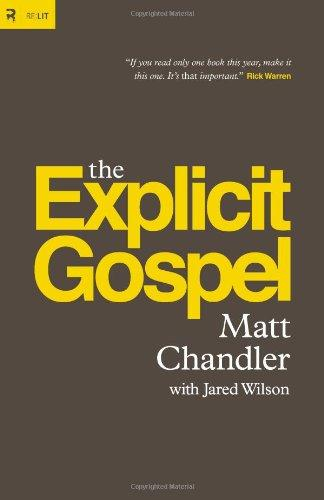 The Explicit Gospel (Re:Lit)