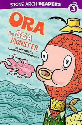 Ora the Sea Monster (Monster Friends)