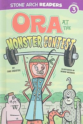 Ora at the Monster Contest (Monster Friends)