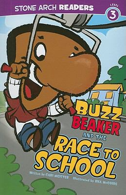 Buzz Beaker and the Race to School (Stone Arch Readers)
