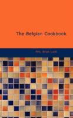 Belgian Cookbook