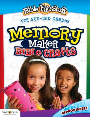 Memory Maker Bible Crafts