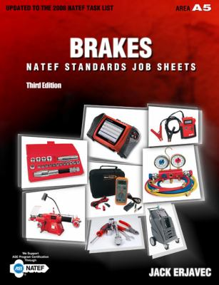 NATEF Standrads Job Sheets Area A5, 3E