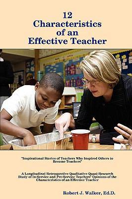 characteriistics of an effective teacher