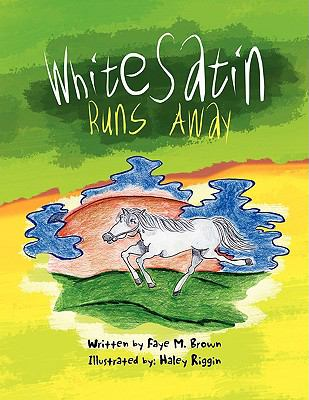 White Satin Runs Away