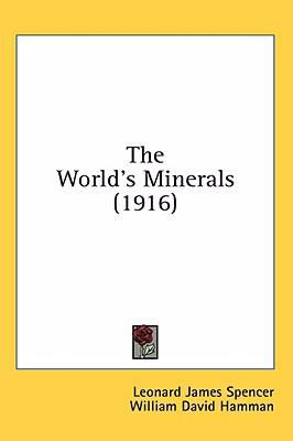 The World's Minerals