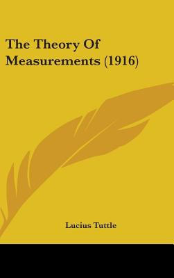 The Theory of Measurements (1916)