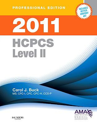 2011 HCPCS Level II (Professional Edition)