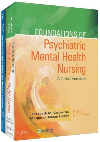 Foundations of Psychiatric Mental Health Nursing - Text and Virtual Clinical Excursions 3.0 Package, 6e