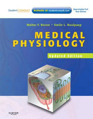 Medical Physiology, 2e Updated Edition: with STUDENT CONSULT Online Access