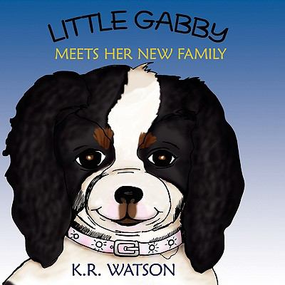 Little Gabby Meets Her New Family