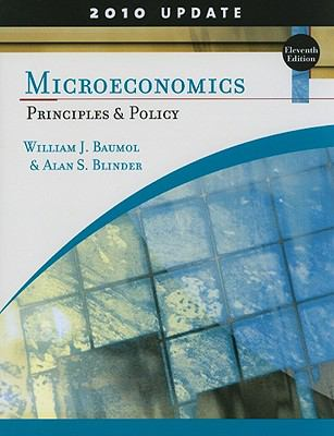 Microeconomics: Principles and Policy, Update 2010 Edition