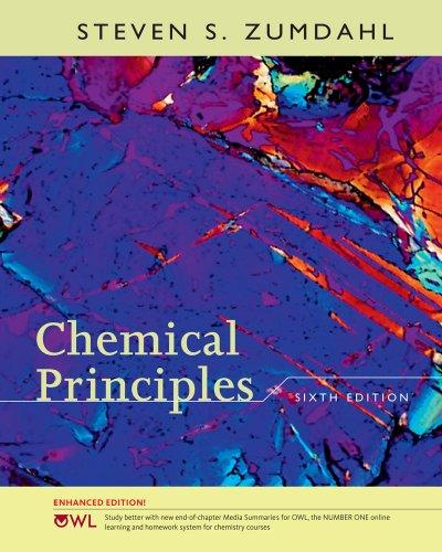 Chemical Principles, Enhanced Edition (with Enhanced WebAssign with eBook Printed Access Card) (Available 2010 Titles Enhanced Web Assign)
