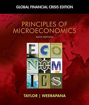 Microeconomics: Financial Crisis, Updated Edition