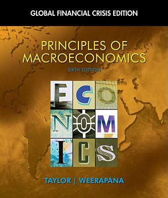 Macroeconomics: Financial Crisis, Updated Edition