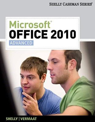Microsoft Office 2010 : Advanced