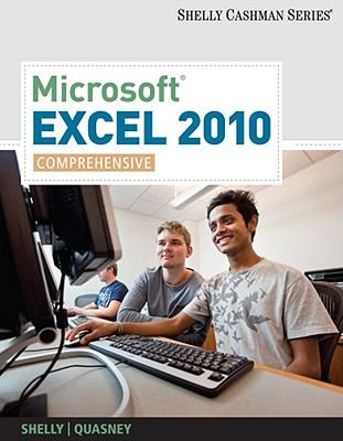 Microsoft Excel 2010 : Comprehensive